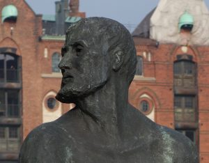 Denkmal des Piraten Klaus Störtebeker