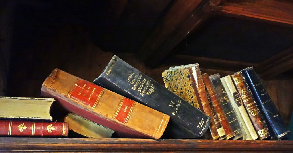 Bücher, Bücher ...
